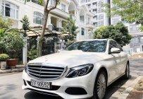 Cần bán Mercedes C250 năm sản xuất 2016, màu trắng, xe gia đình giá 1 tỷ 199 tr tại Tp.HCM