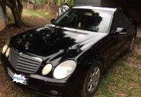 Bán ô tô Mercedes E200 đời 2007, màu đen, nhập khẩu nguyên chiếc còn mới, giá chỉ 420 triệu giá 420 triệu tại Bắc Giang