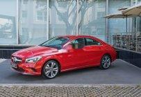 Cần bán xe Mercedes CLA200 sản xuất 2018, màu đỏ, nhập khẩu giá 1 tỷ 490 tr tại Tp.HCM