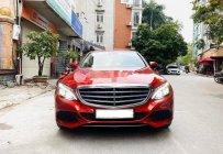 Cần bán gấp Mercedes C250 năm sản xuất 2017, màu đỏ giá 1 tỷ 310 tr tại Hà Nội