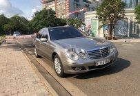 Bán Mercedes E280 sản xuất năm 2006, nhập khẩu nguyên chiếc giá 350 triệu tại Tp.HCM