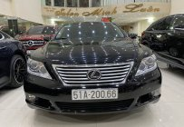 Cần bán gấp Lexus LS 460L năm 2011, màu đen, nhập khẩu giá 1 tỷ 850 tr tại Tp.HCM