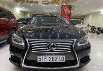 Auto Minh Luân cần bán Lexus LS 460L năm 2016, màu đen, xe nhập giá 4 tỷ 600 tr tại Tp.HCM