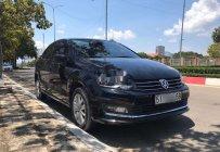 Bán Volkswagen Polo đời 2017, màu đen, xe nhập, chính chủ giá 539 triệu tại Tp.HCM