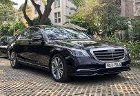 [HOT SALE] Mercedes-Benz S450 Luxury 2020 cũ, màu Đen Ruby-nội thất nâu, chính hãng giá 4 tỷ 700 tr tại Tp.HCM