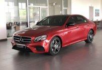 Bán Mercedes-Benz E300 2020 cũ, màu đỏ duy nhất, chính hãng giá 2 tỷ 680 tr tại Tp.HCM