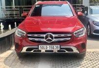 [HOT] Mercedes-Benz GLC200 4Matic 2020 cũ, màu Đỏ, đi lướt chính hãng giá 1 tỷ 990 tr tại Tp.HCM