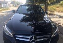 Bán Mercedes C200 2018, màu đen, chính chủ giá 1 tỷ 290 tr tại Tp.HCM