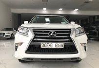 Cần bán xe Lexus GX460 sản xuất  2015, màu trắng, nhập khẩu Mỹ đăng ký 2016 giá 3 tỷ 250 tr tại Hà Nội