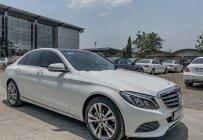 Bán xe Mercedes C250 năm sản xuất 2018, màu trắng giá 1 tỷ 490 tr tại Tp.HCM