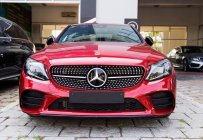 Bán xe khu vực TP Hồ Chí Minh: Mercedes C300 AMG  đời 2020, màu đỏ giá 1 tỷ 929 tr tại Tp.HCM