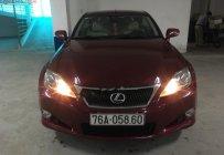 Bán xe Lexus IS 250C đời 2009, màu đỏ, xe nhập giá 1 tỷ 50 tr tại Quảng Ngãi