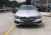 Cần bán xe Mercedes E250 sản xuất 2017, màu bạc giá 2 tỷ 149 tr tại Tp.HCM