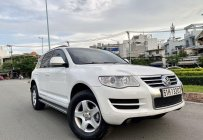 Bán xe Volkswagen Touareg 2009, màu trắng, nhập khẩu nguyên chiếc   giá 615 triệu tại Tp.HCM