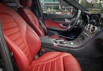 Bán Mercedes C300 AMG đời 2018, màu đen chính chủ giá 1 tỷ 790 tr tại Tp.HCM