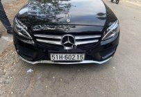Bán Mercedes C200 sản xuất năm 2015, màu đen giá 980 triệu tại Tp.HCM