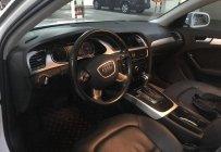 Bán Audi A4 đời 2012, màu trắng, xe nhập, chính chủ giá 780 triệu tại Tp.HCM