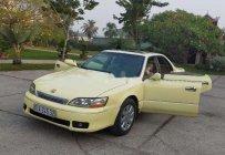 Cần bán Lexus ES đời 1994, màu vàng, nhập khẩu nguyên chiếc giá 168 triệu tại Tp.HCM