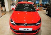Bán ô tô Volkswagen Polo Hatchback, màu đỏ, nhập khẩu nguyên chiếc ✅Liên hệ: Mr Thuận 0932168093 | VW-saigon.com. giá 695 triệu tại Tp.HCM