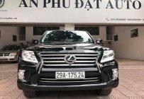 Bán xe Lexus LX năm 2009, màu đen, xe nhập số tự động giá 2 tỷ 299 tr tại Hà Nội