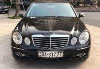 Bán ô tô Mercedes E200 năm 2008, màu đen xe gia đình giá 385 triệu tại Hà Nội
