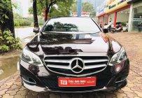 Cần bán lại xe Mercedes E250 2014, màu đen giá 1 tỷ 215 tr tại Hà Nội