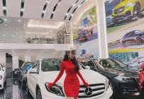 Cần bán gấp Mercedes GLA 250 đời 2016, màu trắng, nhập khẩu giá 1 tỷ 180 tr tại Hà Nội