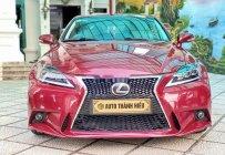 Cần bán Lexus IS năm 2010, màu đỏ, nhập khẩu giá 1 tỷ 188 tr tại Cần Thơ
