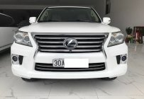 Bán Lexus LX 570 đời 2014, màu trắng, nhập khẩu nguyên chiếc giá 3 tỷ 650 tr tại Hà Nội