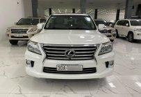 Cần bán Lexus LX 570 2014, màu trắng, nhập khẩu giá 3 tỷ 600 tr tại Hà Nội