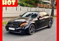 Bán xe Mercedes C300 AMG màu đen/đỏ 2019 lướt - trả trước 680 triệu nhận xe ngay giá 1 tỷ 769 tr tại Tp.HCM