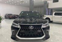 Bán ô tô Lexus LX 570 đời 2016, màu đen, nhập khẩu nguyên chiếc giá 6 tỷ 350 tr tại Hà Nội