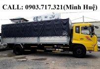 Xe tải Dongfeng 10 tấn, giá xe tải Dongfeng 10 tấn Hoàng Huy nhập khẩu giá 910 triệu tại Đồng Tháp