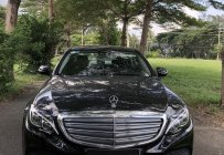 Xe Mercedes C250 Exclusive đời 2018, màu đen giá 1 tỷ 490 tr tại Tp.HCM