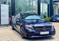 Bán ô tô Mercedes C300 năm 2019, màu xanh lam giá 1 tỷ 790 tr tại Tp.HCM