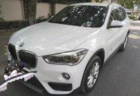 Trắng không tỳ vết - BMW X1 2016 trắng, nhập khẩu giá 1 tỷ 180 tr tại Hà Nội