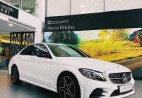 Thanh lý Mercedes C300 2019 cũ, màu trắng, 30 km, zin chính hãng giá 1 tỷ 750 tr tại Tp.HCM