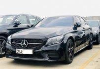 Bán Mercedes-Benz C300 2020, đi lướt 30 km, màu đen, Xe chính hãng giá 1 tỷ 749 tr tại Tp.HCM