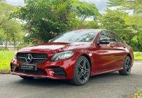 Bán Mercedes-Benz C300 cũ, màu đỏ, ưu đãi 2021 giá 1 tỷ 780 tr tại Tp.HCM