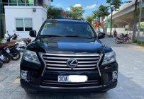 Bán Lexus LX 570 sản xuất 2013, màu đen, nhập khẩu giá 3 tỷ 750 tr tại Hà Nội