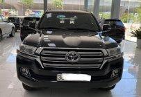 Cần bán lại xe Toyota Land Cruiser 4.6 đời 2016, màu đen, xe nhập giá 2 tỷ 990 tr tại Hà Nội