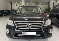 Bán ô tô Lexus LX 570 đời 2013, màu đen, xe nhập giá 3 tỷ 790 tr tại Tp.HCM
