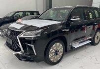Cần bán Lexus LX 570 MBS đời 2020, màu đen, xe nhập giá 10 tỷ 190 tr tại Tp.HCM