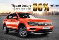 ✅Bán Vw Tiguan Luxury 2020 Màu Đỏ giao ngaySUV 7 chỗ giảm 50% trước bạ✅Liên hệ : Mr Thuận 0932168093 giá 1 tỷ 799 tr tại Tp.HCM