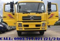 Ưu điểm của xe tải DongFeng 8 Tấn thùng dài 9m5. Xe tải DongFeng B180 thùng 9m5 giá 950 triệu tại Bình Dương