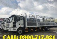 Xe tải FAW 7200Kg thùng kín dài 9m7 giá nhà máy giao xe ngay giá 990 triệu tại Bình Phước