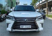 Bán xe Lexus LX 570 Sport Plus năm 2016, màu trắng, nhập khẩu nguyên chiếc giá 6 tỷ 300 tr tại Hà Nội