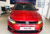 Bán Volkswagen Polo năm 2020, màu đỏ, nhập khẩu chính hãng giá 695 triệu tại Tp.HCM