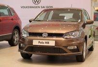 Volkswagen Polo Hatchback 2020 màu nâu, giảm ngay 100% phí trước bạ giá 695 triệu tại Tp.HCM