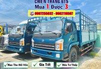 Giá xe tải 7 tấn thùng dài 6,5 mét, xe tải Chiến Thắng 6T5 ga cơ thùng dài, trả trước 150 triệu có xe giá Giá thỏa thuận tại Tp.HCM